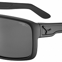 Очки СЕBE DUDE Matt Black - 1500 Grey PC Polarized Cat.3