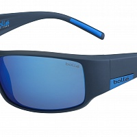 Очки BOLLE KING Matte Mono Blue -  HD Polarized Offshore Blue Cat.3