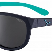 Очки СЕBE KATNISS Matt Black Turquoise - 1500 Grey PC Blue Light Cat.3