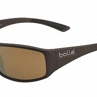 Oчки BOLLE WEAVER Matte Brown - HD Polarized Brown Gold Cat.3