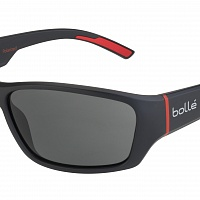 Oчки BOLLE IBEX Matte Black Red - HD Polarized TNS Cat.3