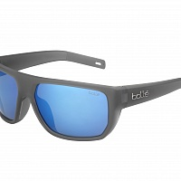 Очки BOLLE VULTURE Matt Crystal Grey - HD Polarized Offshore Blue Cat.3