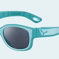 Очки СЕBE S'PIES Matt Mint Turquoise - 1500 Grey PC Blue Light Cat.3