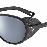 Очки СЕBE SUMMIT Matt Black Silver - Peak Grey Cat.4 Silver AR