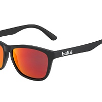 Oчки BOLLE 473 Matte Black - Brown Fire Cat.3