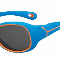 Очки СЕBE S'CALIBUR Matt Blue Orange - 1500 Grey PC Blue Light Cat.3