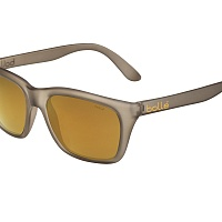 Oчки BOLLE 527 Matte Gray Crystal - HD Polarized Brown Gold Cat.3