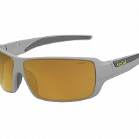 Очки BOLLE CARY Matte Cool Gray - HD Polarized Brown Gold Cat.3